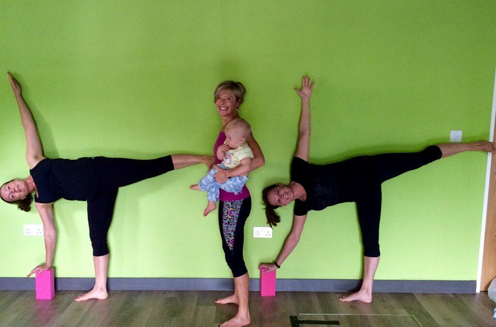 Posture & Pelvic floor Yoga