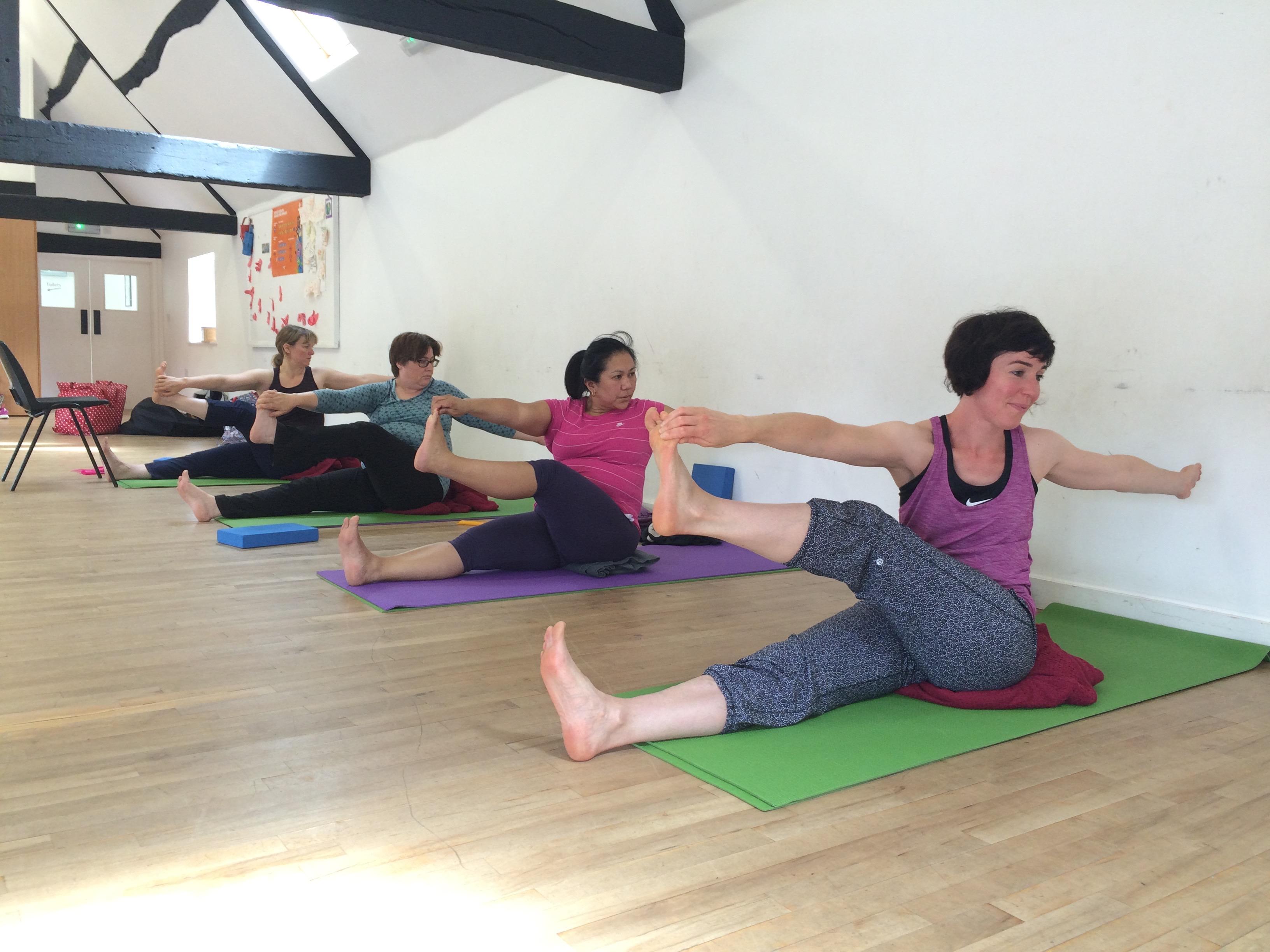 Farnham Hatha yoga YogaMums Hatha