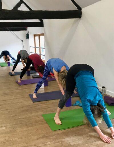 Hatha Yoga - Linda Stephens Wellbeing Farnham (1)