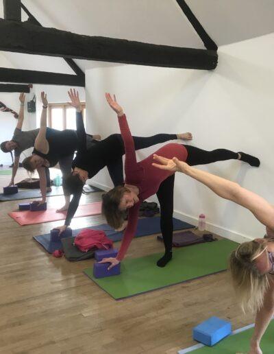 Hatha Yoga - Linda Stephens Wellbeing Farnham (3)
