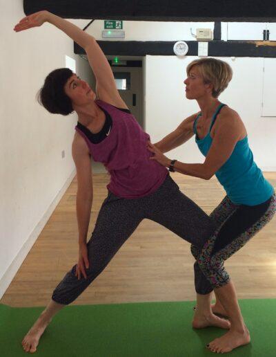 Yoga 1 to 1 Lessons - Linda Stephens Wellbeing Farnham (4)